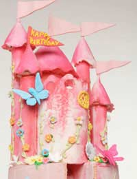 Cake Ideas 4-7 Year Olds Magic Simple