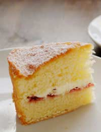 Birthday Cake Recipes Classic Sponge